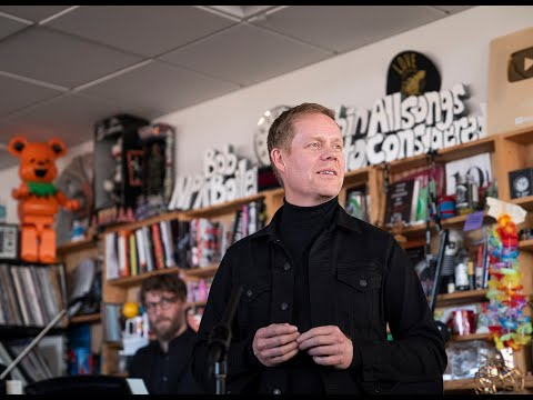 Max Richter's Tiny Desk Concert