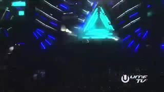 Hardwell & W&W - Get Down (Live UMF Miami 2016)