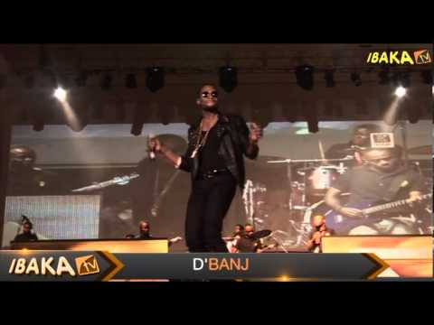 D'Banj Perfoming Oyato At The Top10 Mics