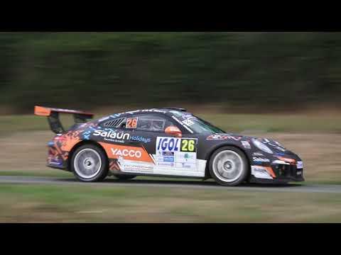 Rallye Coeur de France 2020, avec le Team Cosson Sport Events