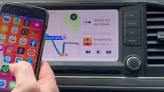Alle Apps auf dem Carplay nutzen IOS10 - 12 4 (Carbridge