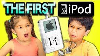 Реакция американских детей на 1-й iPod / Инстранные Ребятишки впервые видят айПод! [ИндивИдуалист]