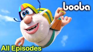 Booba all episodes | Compilation 54 funny cartoons for kids KEDOO ToonsTV