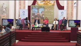 Diálogos en confianza (Sociedad) - 40 Aniversario FIL del Palacio de Minería