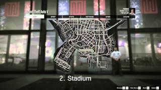 GTA V - ALL Interiors + Locations