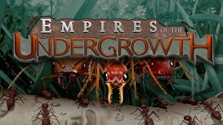 Empires of the Undergrowth ★ Early Access ★ GAMEPLAY ★ GEFORCE 1070