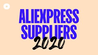 How to Find Trustworthy Suppliers on AliExpress in 2020   Dropshipping with Oberlo