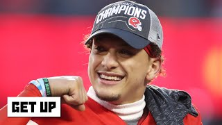 Adam Schefter: The Chiefs should hand Patrick Mahomes a blank check! | Get Up