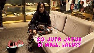 Social Experiment : Jatuhin dua gepok uang 20 juta di tengah mall