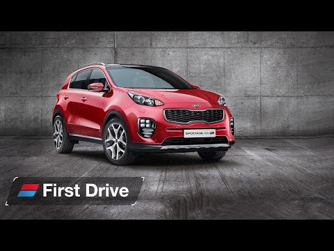First drive review - 2016 Kia Sportage
