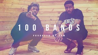 [FREE BEAT] Sage The Gemini Type Beat 2016 Free x IAMSU! - 100 Bands (Prod. By 2AM)