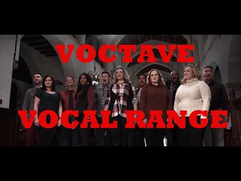 Vocal Range (A1-G6)