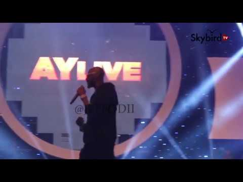 2FACE SURPRISE PERFORMANCE AT AY LIVE 2019