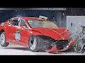 Download Youtube: Tesla Model S (2017) Crash Tests
