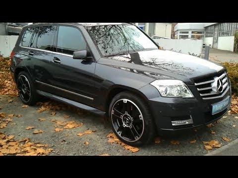 "Mercedes Benz GLK 350 CDI (Sport Styling Package 20"") - HD"