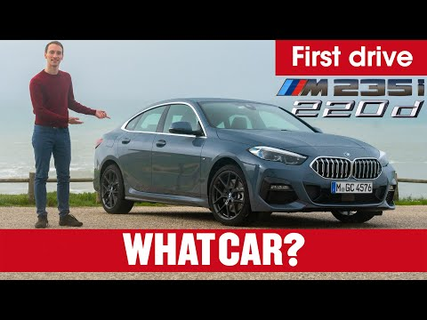 External Review Video oNTBFq3zDMk for BMW 2 Series Gran Coupe (sedan, F44)