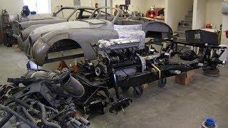 1953 Jaguar XK120 Drop Head Coupe Restoration Project
