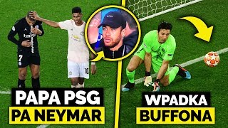 Papa PSG! Co z NEYMAREM? Zidane wraca do REALU! Messi wraca do KADRY!