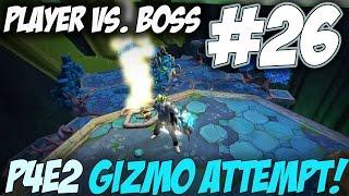 Player Vs. Boss | Episode 26 [PRECISE 4 EQ 2 GIZMO ATTEMPTS!] Runescape 3 Gameplay