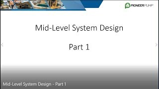 Mid Level System Design – Part 1