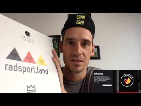 Radsport.land Trikot Unboxing
