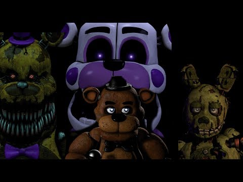 All FNaF Characters sing Join the Party by JT Music