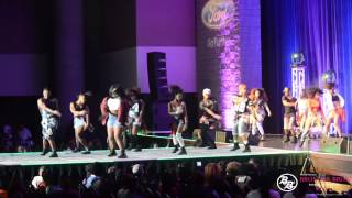 Bronner Bros International Hair Competition Fashion Show 201