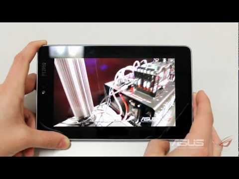 ASUS Nexus 7 Tablet Google Android Jelly Bean 4.1 Official Overview