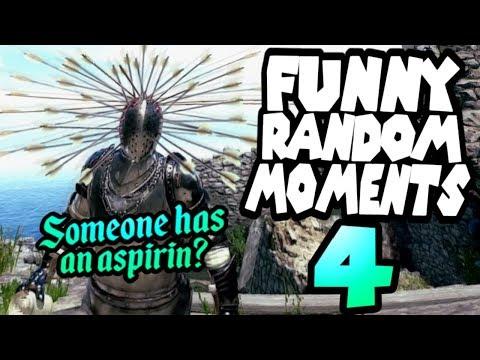 Mordhau funny random moments montage 4