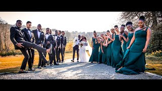 Breathtaking NIGERIAN WEDDING In UK, 2019 || African Wedding || Tobi & Jamila - Wedding Film