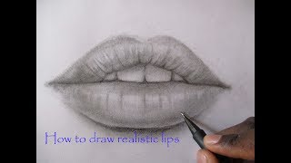 Drawing A Realistic Mouth Free Video Search Site Findclip