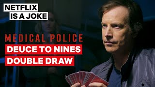 The World's Most Complicated Card Game | Medical Police | Netflix Is A Joke