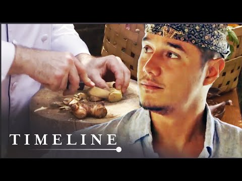 Ancient Indonesian Recipe | Cooking for the Crown (Royal Family Documentary) | Timeline