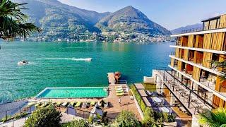 IL SERENO LAKE COMO: Italy's most exclusive hotel (full tour)