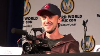 Том Фелтон, Tom Felton Tulsa Comic Con 2014