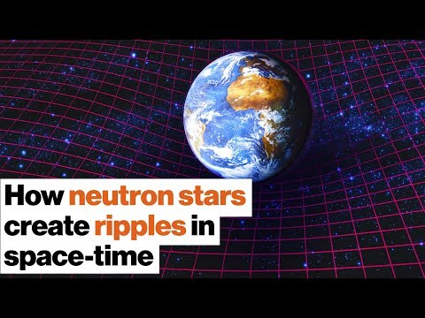Amazing astronomy: How neutron stars create ripples in space-time | Michelle Thaller
