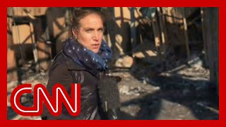 cnn reports exclusively from air base attacked by iran