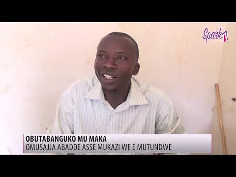 Omusajja abadde asse mukazi we Mutundwe