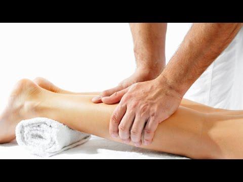 Video Leg Massage Techniques–How To GiveA Leg and Foot Massage For Better Circulation–Leg Massage Benefits