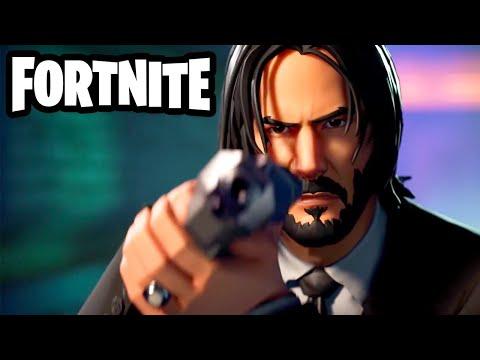 The Real John Wick Joins Fortnite! - Fortnite - Gameplay Part 85