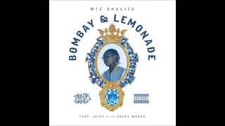 Wiz Khalifa 'Bombay & Lemonade' Feat. Juicy J & Chevy Woods (Instrumental) Download + Lyrics