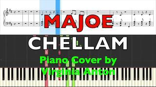 Majoe Chellam Piano Cover