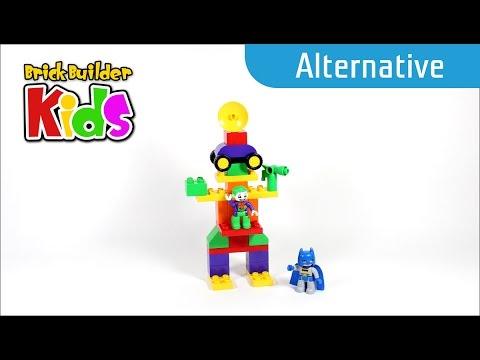 Vidéo LEGO Duplo 10544 : Le défi Batman et Joker