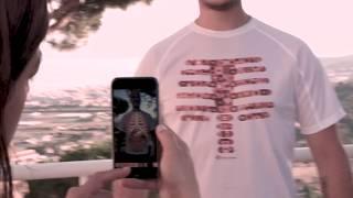 Body planet teaser. La camiseta que mola en acción.