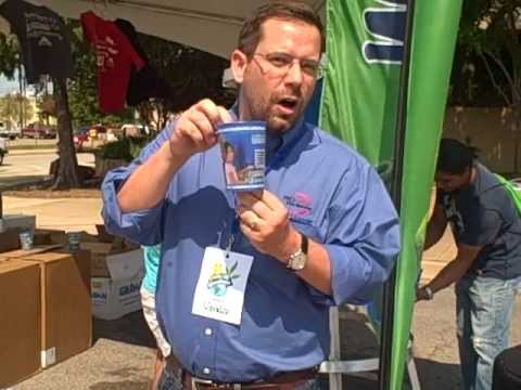 ECOFEST Watermonster Cups