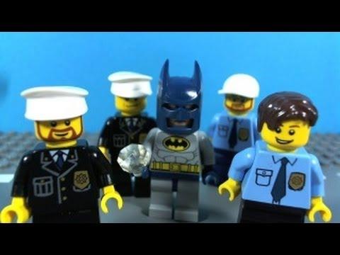 Vidéo LEGO DC Comics Super Heroes 6858 : La poursuite de Catwoman