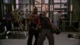 My Wife and Kids - Euro Training - Terry Crews