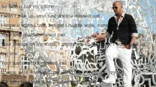 Danny Fernandes - Missed Call Lyrics