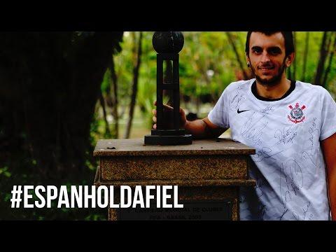 #EspanholdaFiel | Rodrigo Pérez, o madrilhenho que virou corinthiano