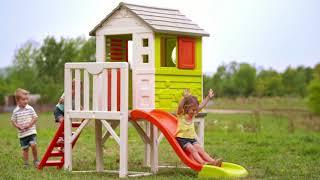 Žaidimų namelis ant polių | Smoby 810800
